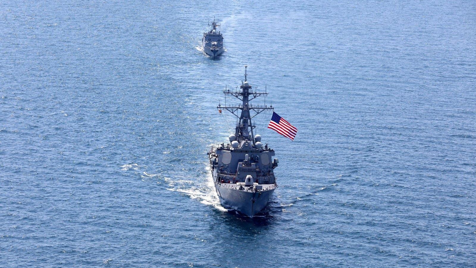 Hải quân Mỹ cảnh giác cao độ, nói Trung Quốc là mối đe dọa số 1