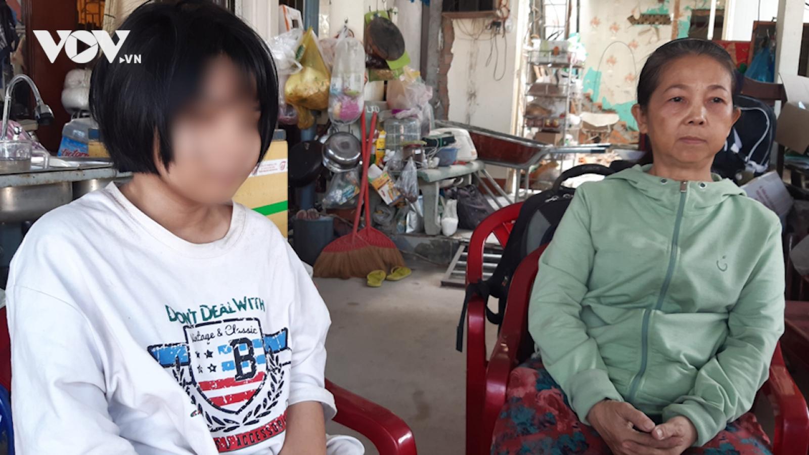 Lời kể của nữ sinh bị hành hung sau va chạm giao thông