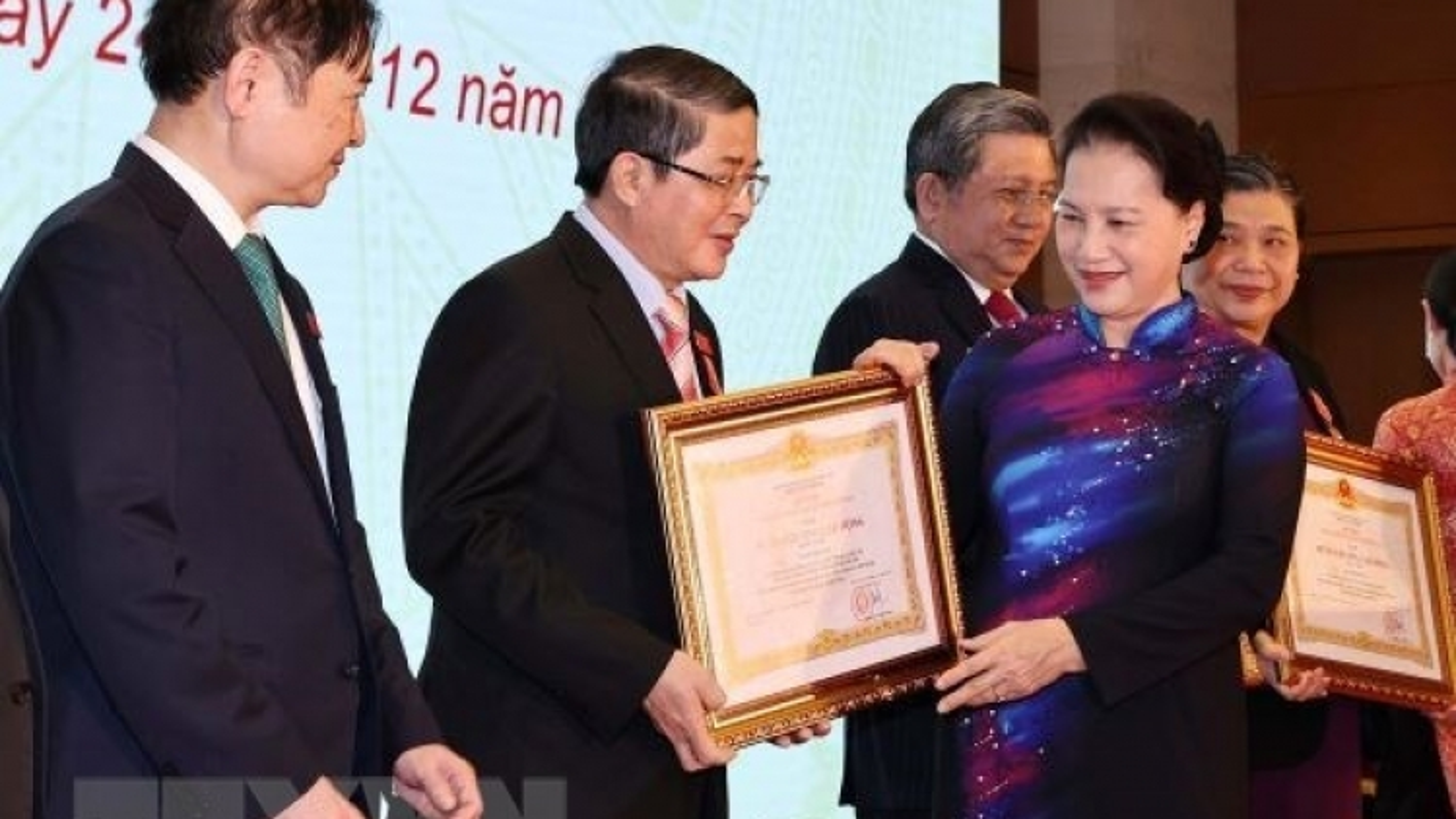 NA deputies honoured for contributions to legislative operations