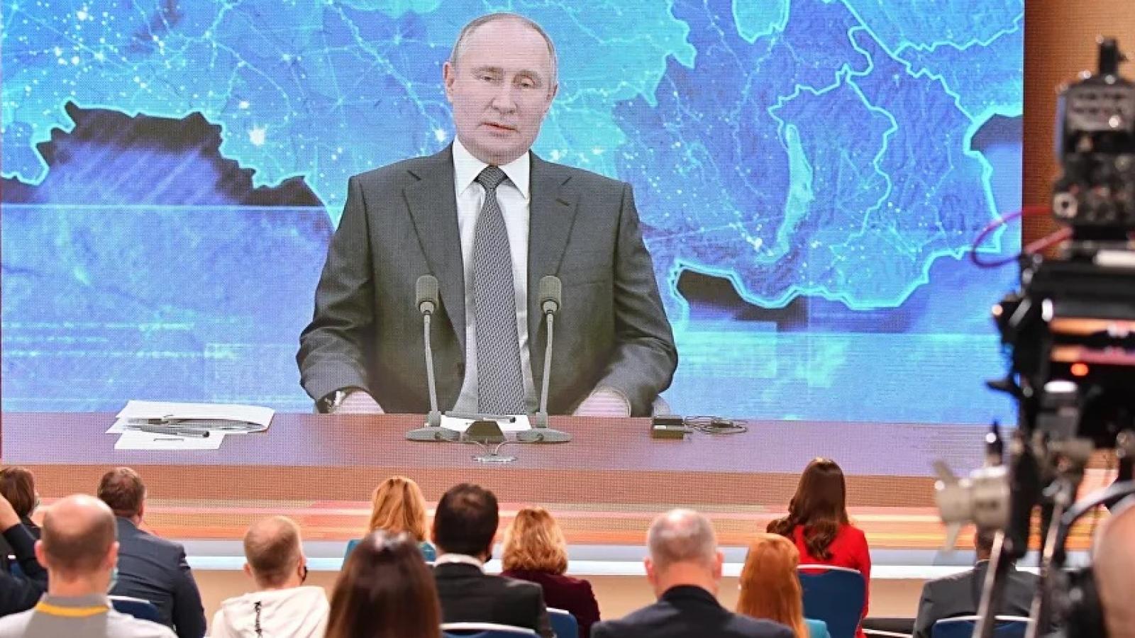 Tổng thống Putin tự tin: Nga đương đầu với Covid-19 hiệu quả hơn phương Tây