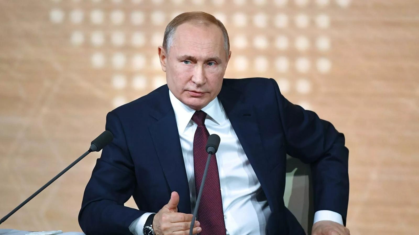 Những vấn đề được quan tâm trong cuộc họp báo cuối năm của Tổng thống Putin