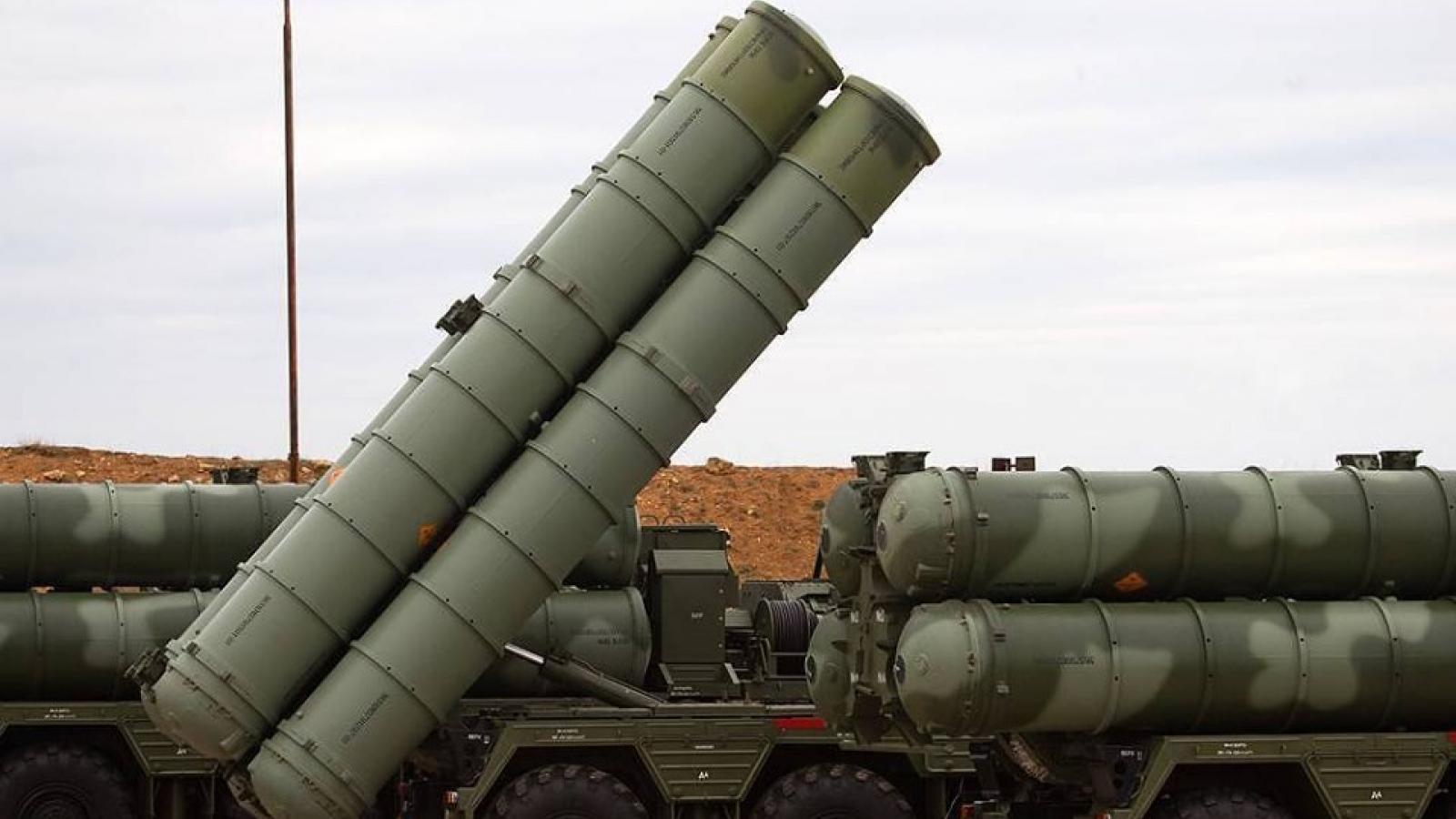 Mỹ sắp trừng phạt Thổ Nhĩ Kỳ vì mua hệ thống S-400 của Nga