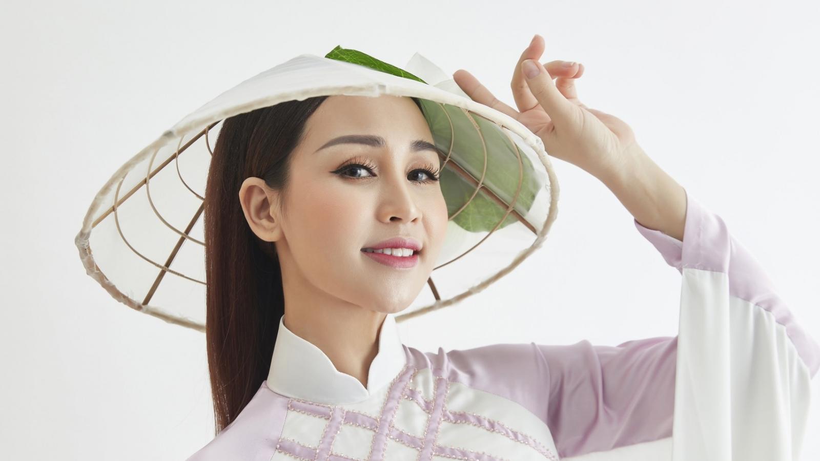 """Sao Mai Khánh Ly dành 4 năm thực hiện album dân gian """"Lời ru nguồn cội"""""""