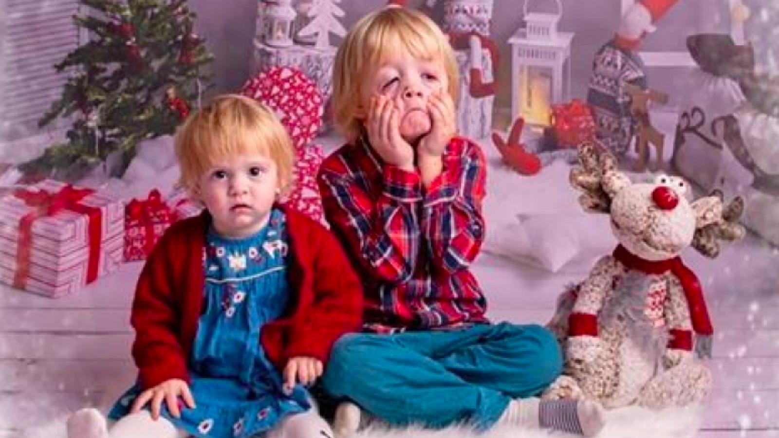 Những hình ảnh hài hước và đáng yêu dịp Giáng sinh