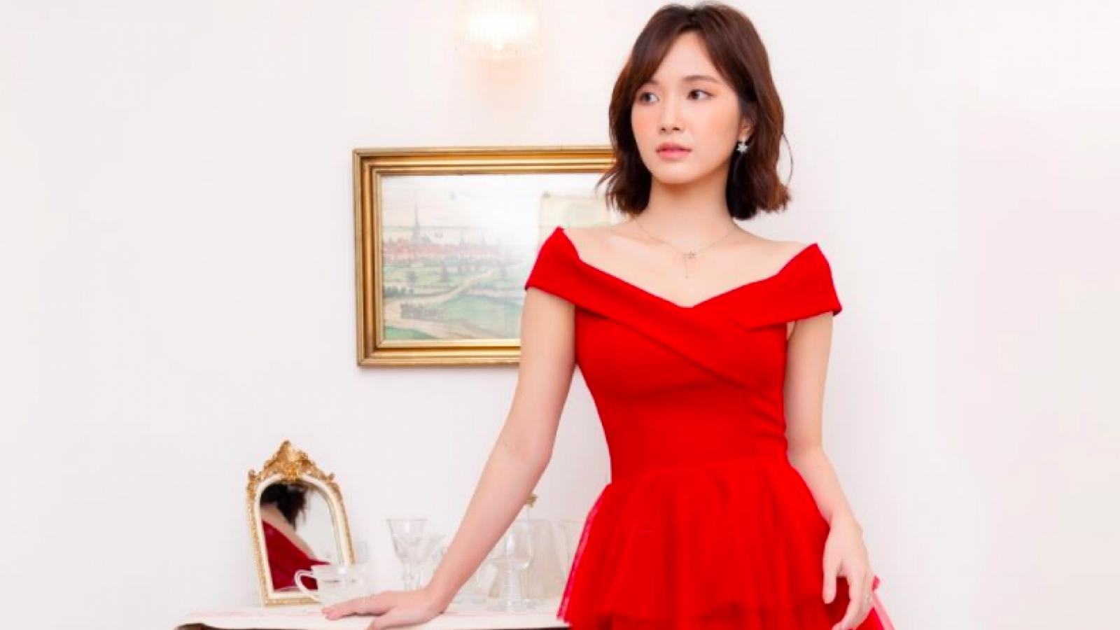 """Tung ca khúc buồn """"Bốn mùa"""", Jang Mi không lo nhạc sầu vận vào bản thân"""