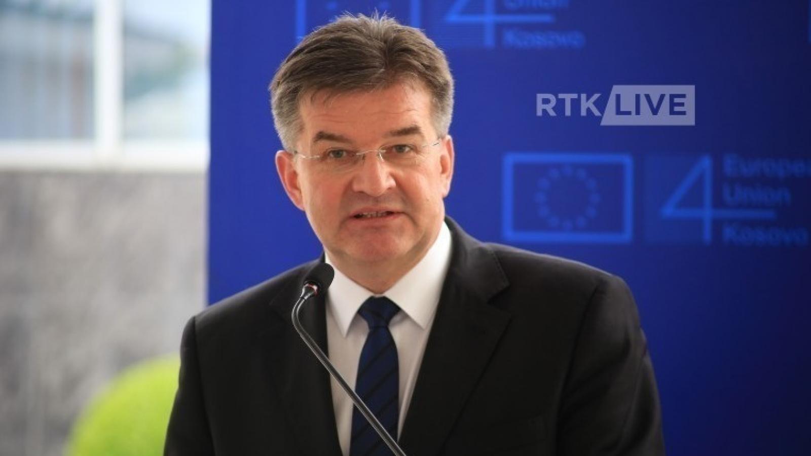 EU chuẩn bị tiến hành cuộc họp cấp cao về Kosovo và Serbia