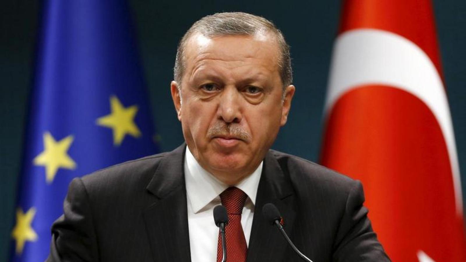 Thổ Nhĩ Kỳ phản đối phán quyết của Tòa án Nhân quyền châu Âu