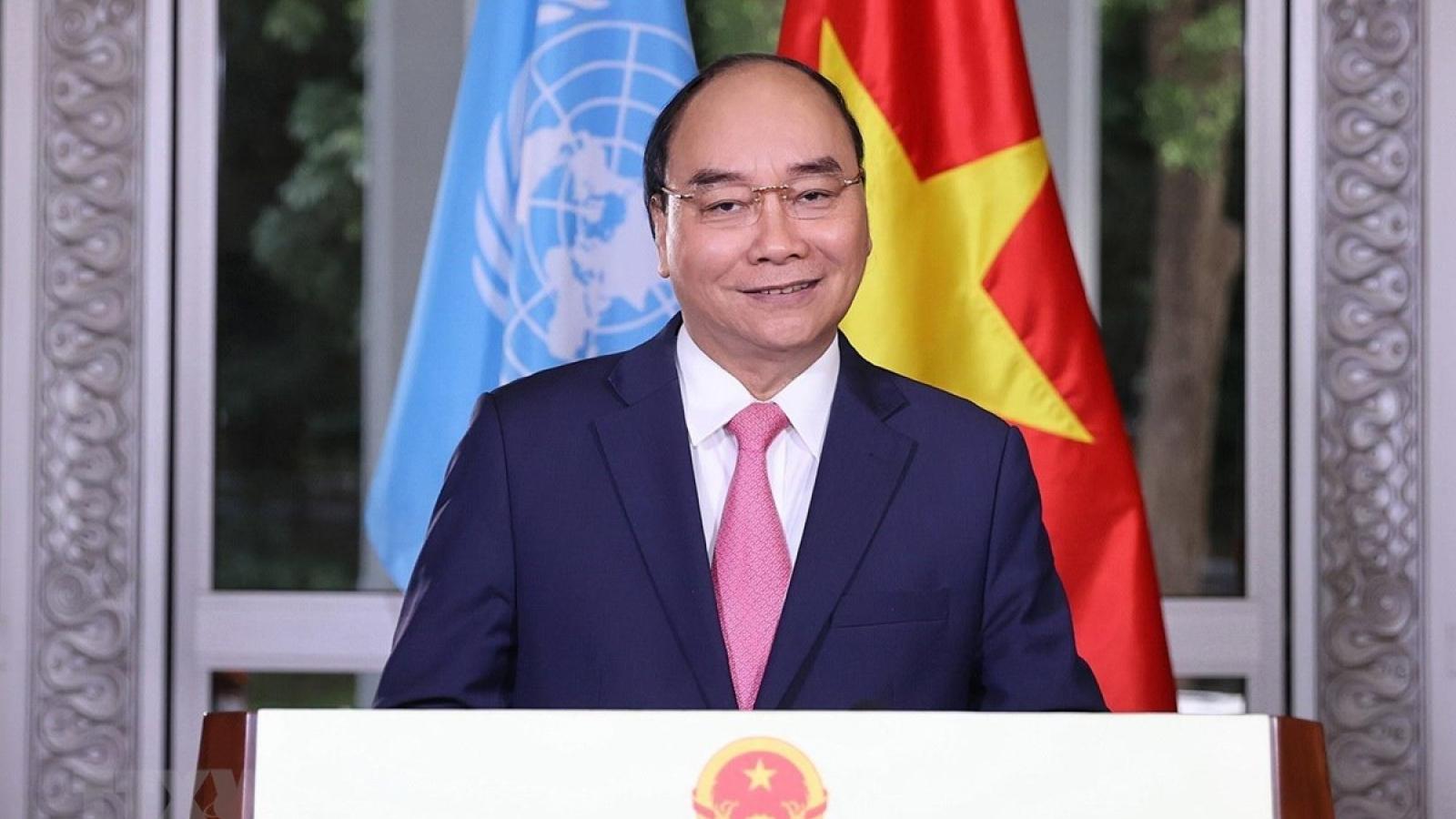 Thủ tướng gửi thông điệp đặc biệt tại phiên họp của LHQ về ứng phó COVID-19