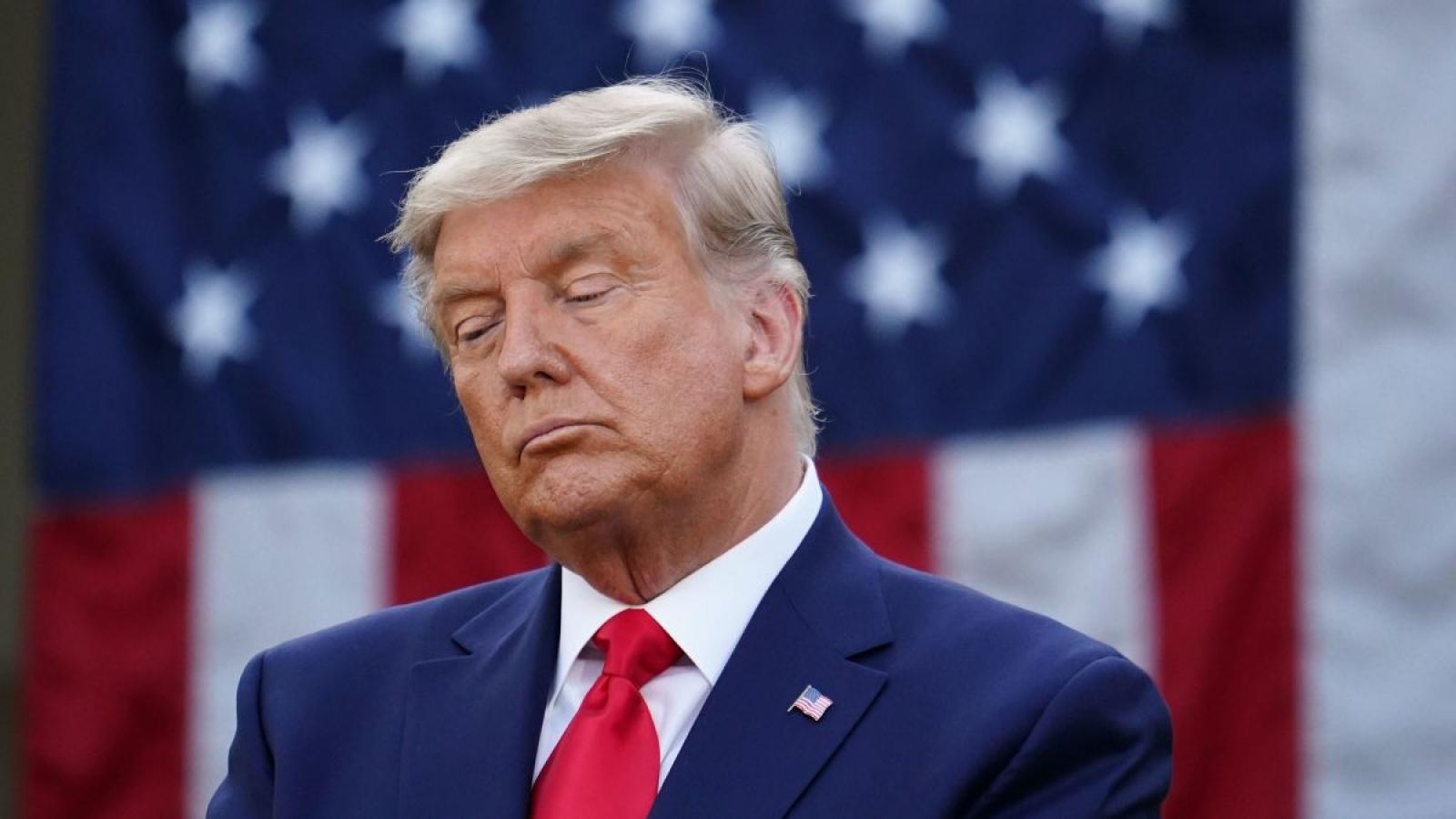 Trump yêu cầu Tòa án Tối cao vô hiệu hóa hàng triệu phiếu bầu cho Biden