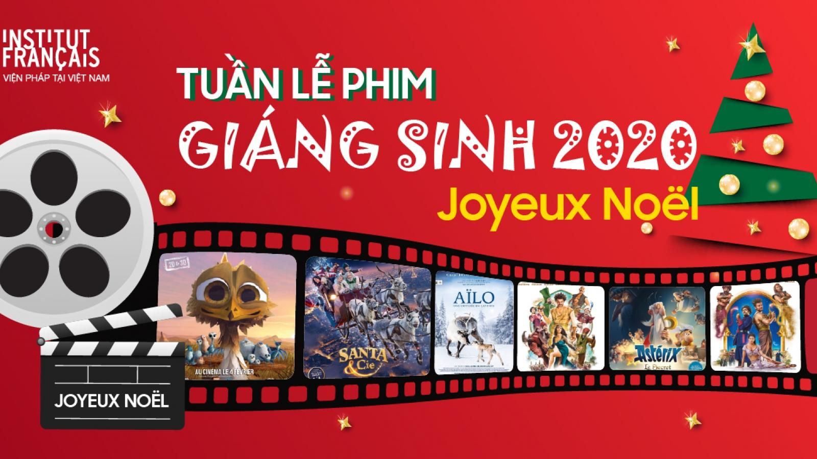 6 bộ phim hấp dẫn về mùa Giáng sinh được trình chiếu tại Hà Nội