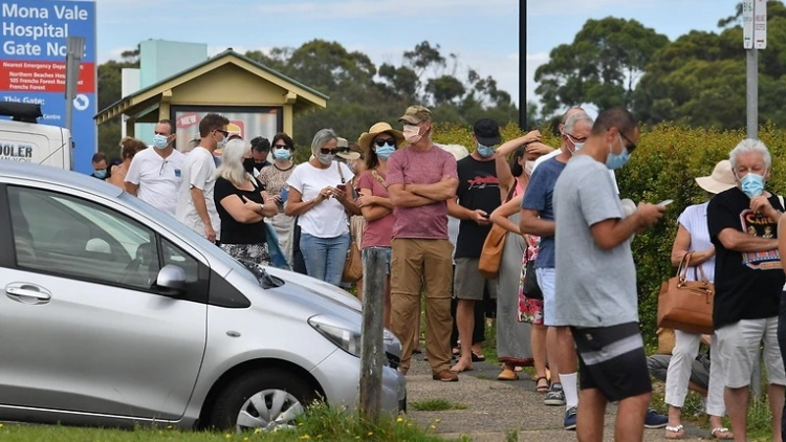 Covid-19 phá hỏng kế hoạch nghỉ lễ Giáng sinh của người dân Sydney