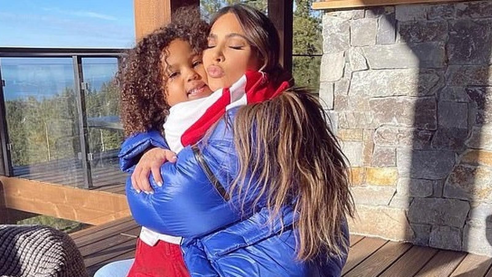 Kim Kardashian ngọt ngào mừng sinh nhật con trai cưng tròn 5 tuổi