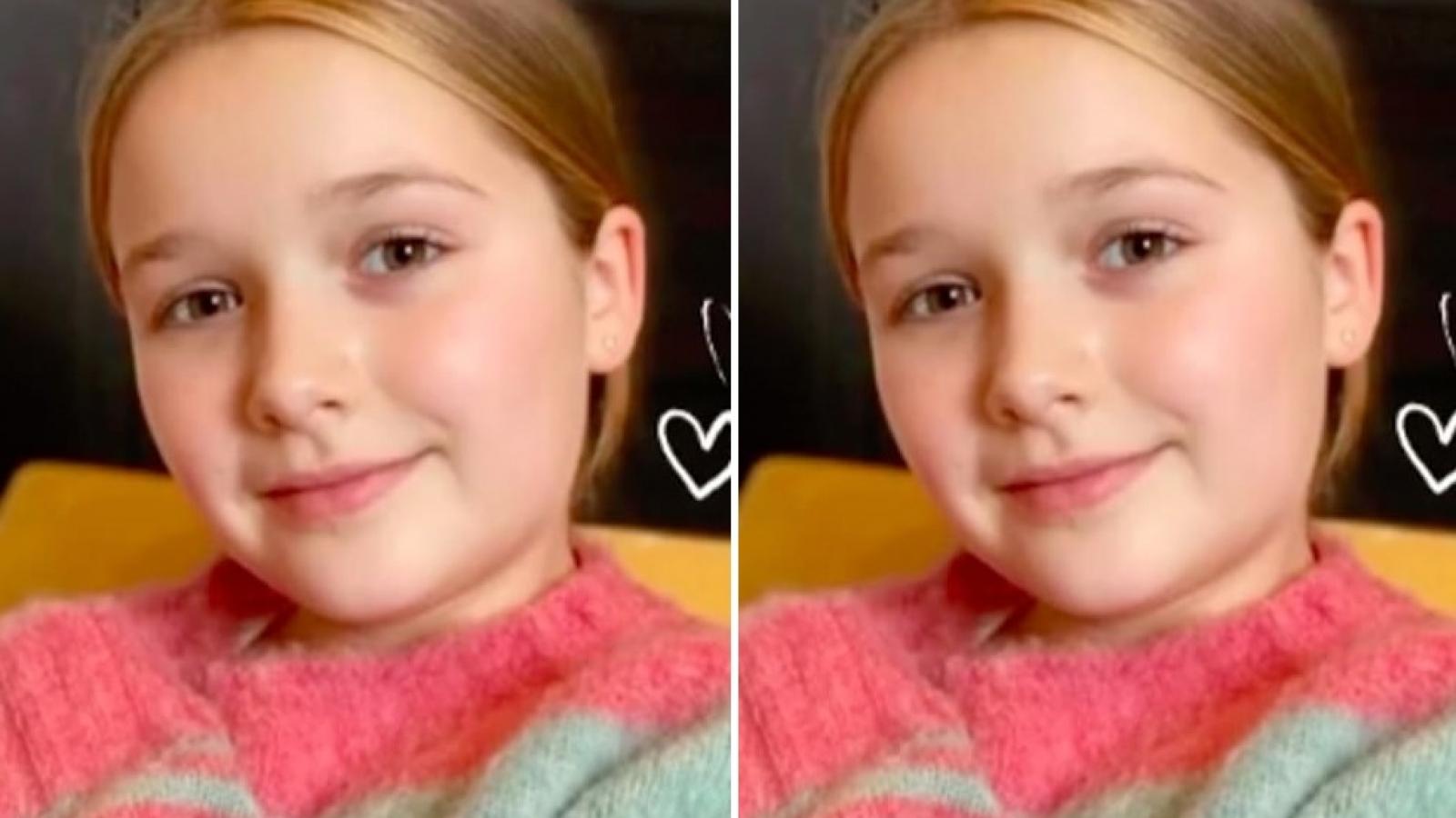 Victoria Beckham tặng quà Giáng sinh sớm cho con gái cưng