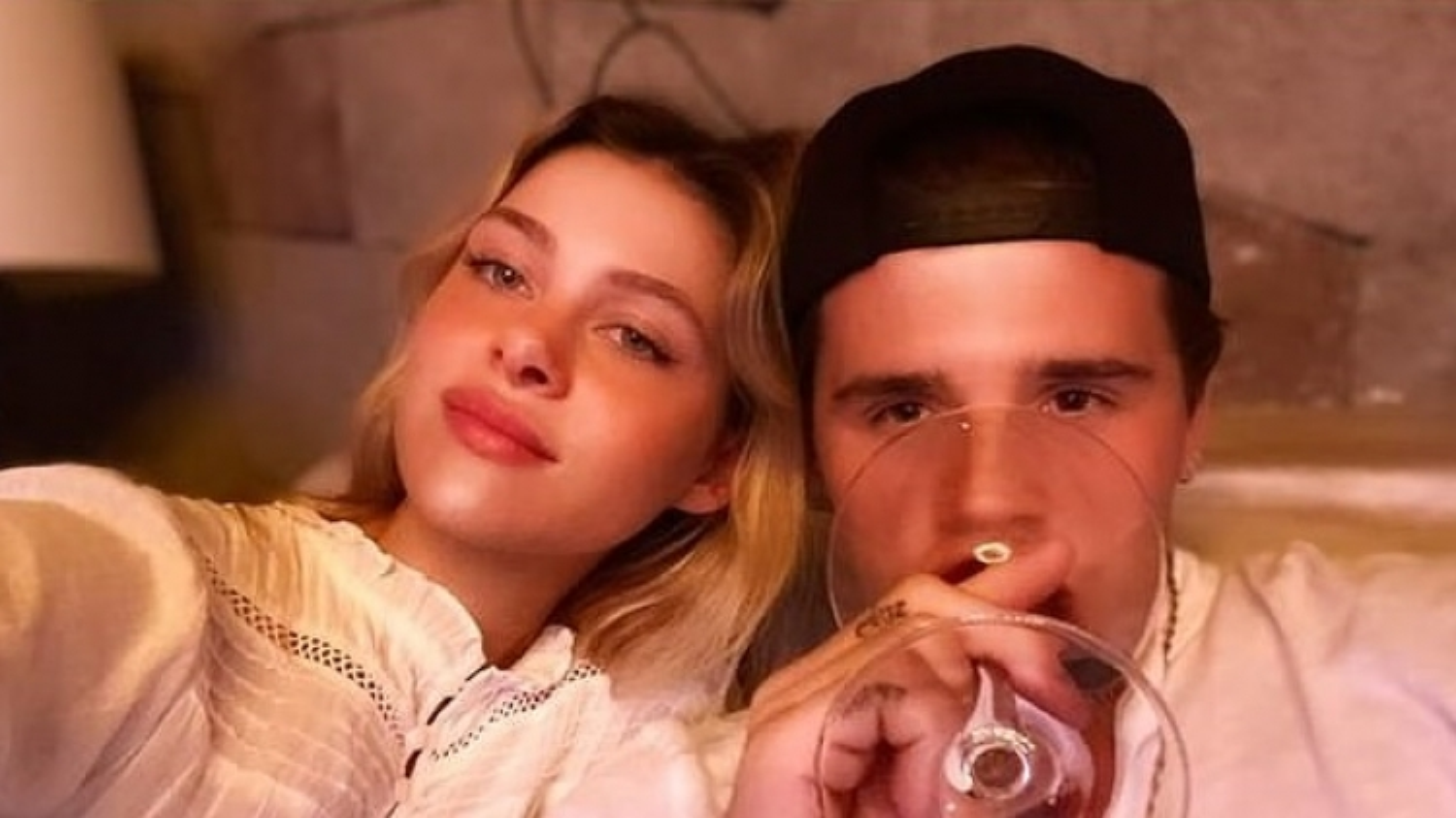 Con trai David Beckham không đón Giáng sinh cùng bạn gái