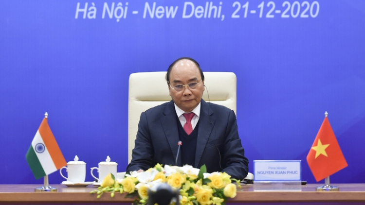 Vietnam, India chart new course for joint future development