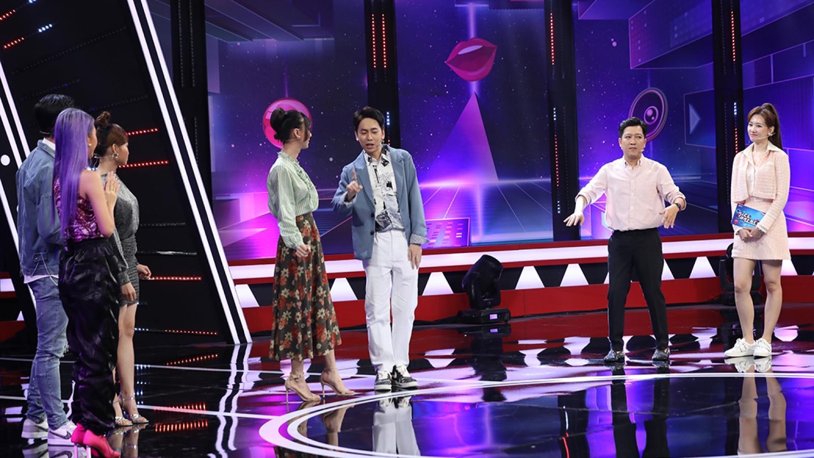 Hari Won bất ngờ trước vòng eo 59 cm của Lynk Lee và Quỳnh Anh Shyn
