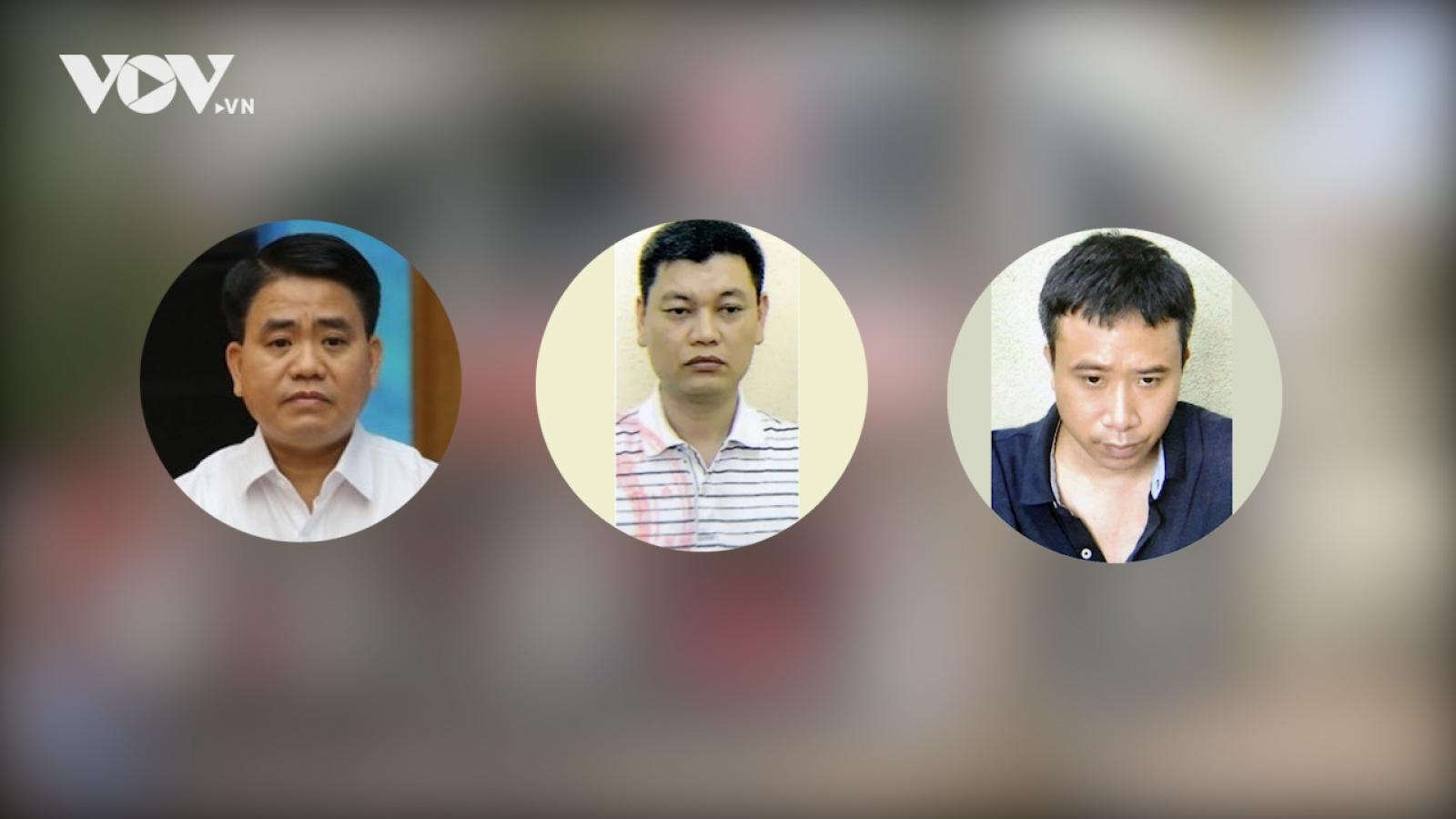 Cựu Chủ tịch Hà Nội Nguyễn Đức Chung lĩnh án 5 năm tù