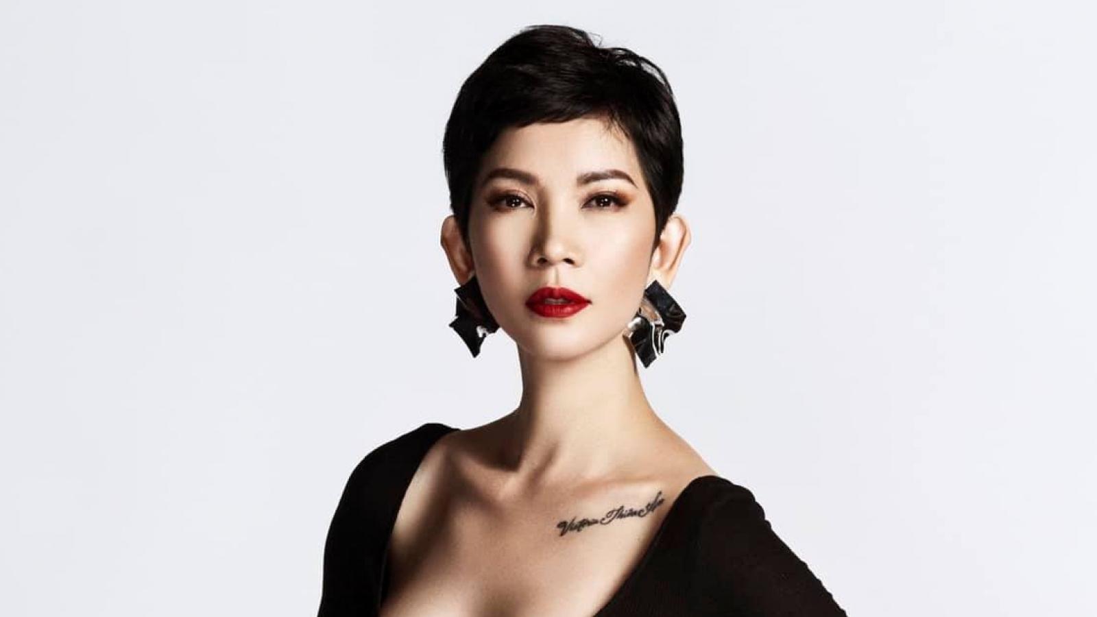 """Xuân Lan sẽ """"phù phép"""" tuyết rơi giữa Hà Nội tại Vietnam Juinor Fashion Week"""