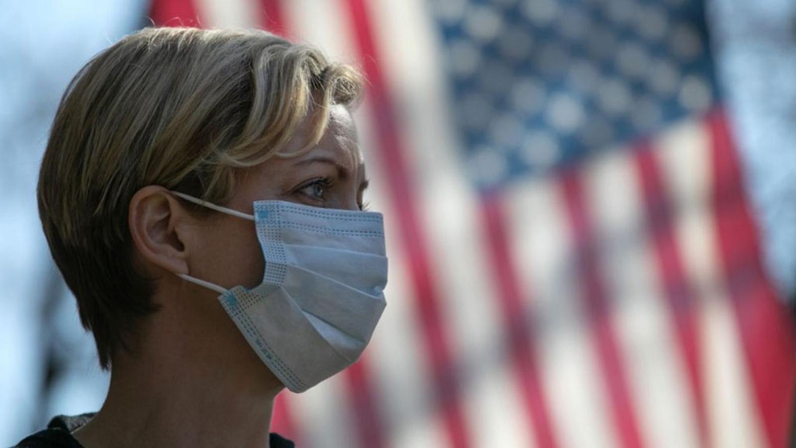 Số ca tử vong do Covid-19 ở Mỹ tăng kỷ lục trong hai ngày liên tiếp