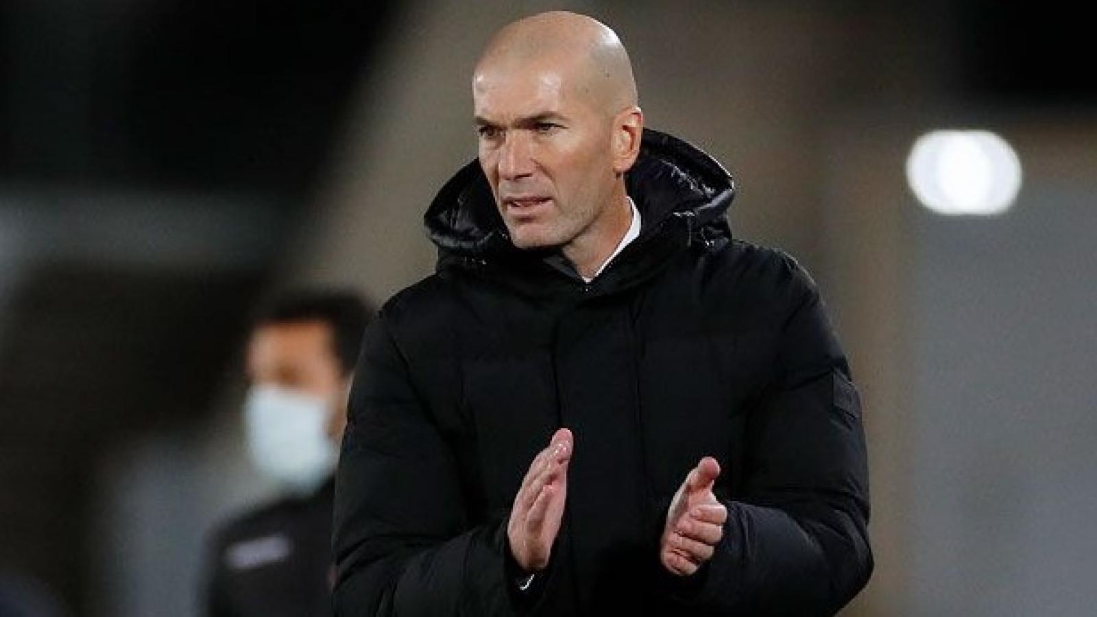 """Real Madrid giải mã Atletico Madrid, HLV Zidane đưa học trò lên """"mây xanh"""""""
