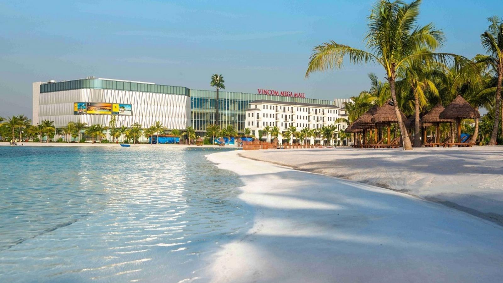 Khai trương văn phòng bán hàng Vinhomes Ocean Park và ra mắt căn hộ mẫu Ruby