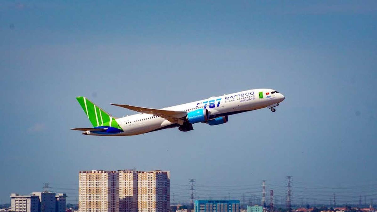 3 lợi ích từ bộ quyền lợi nhóm giá mới của Bamboo Airways