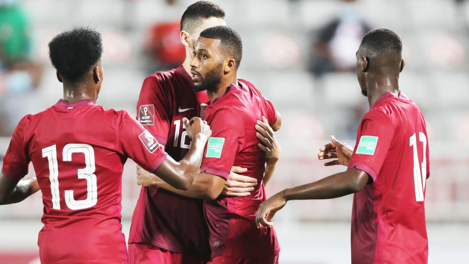 Vì mục tiêu World Cup 2022, ĐT Qatar thực hiện điều chưa từng có trong lịch sử bóng đá