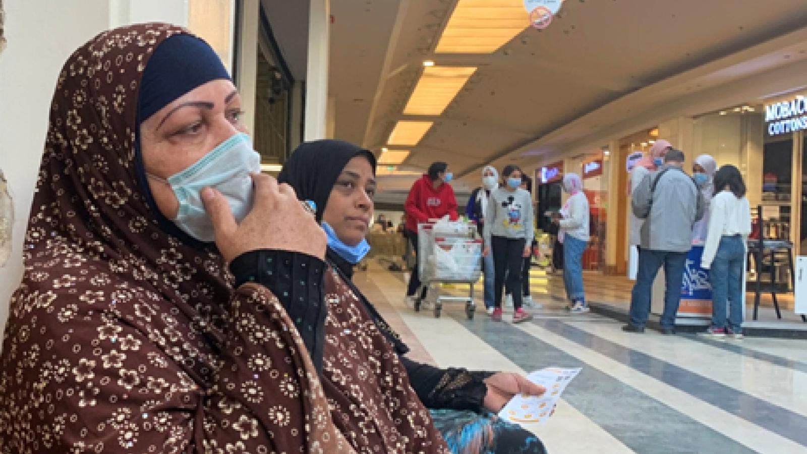 Các nước Arab bắt đầu chiến dịch tiêm vaccine ngừa Covid-19