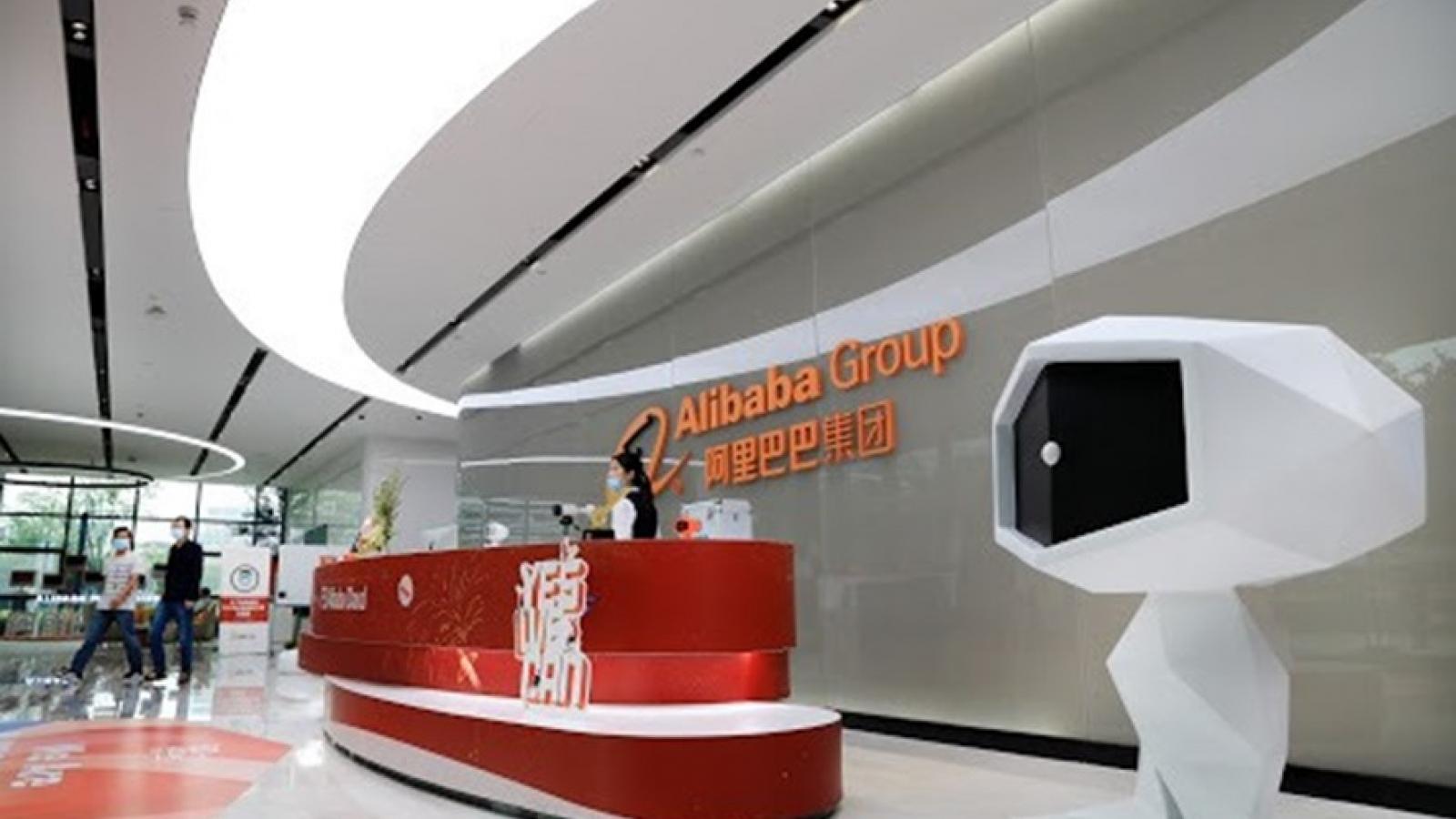 Tập đoàn Alibaba thiệt hại hàng trăm tỷ USD sau thông tin bị điều tra