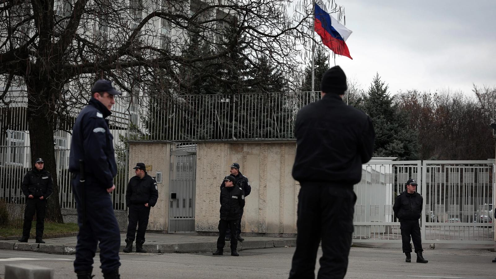 Bulgaria trục xuất nhà ngoại giao Nga vì cáo buộc gián điệp