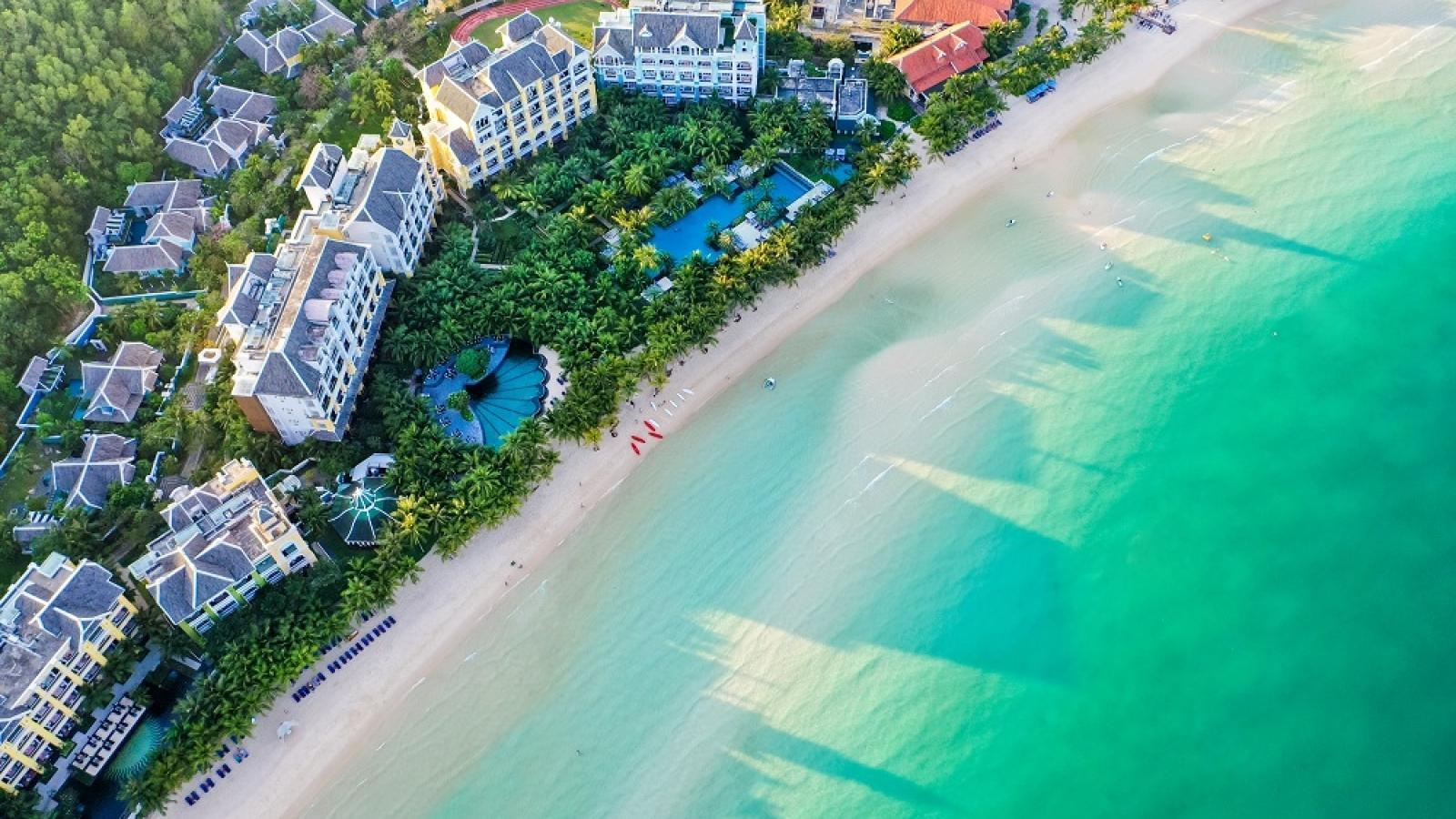 """Nam Phú Quốc, thiên đường du lịch mới, nhà đầu tư """"đổ xô"""" tìm cơ hội"""