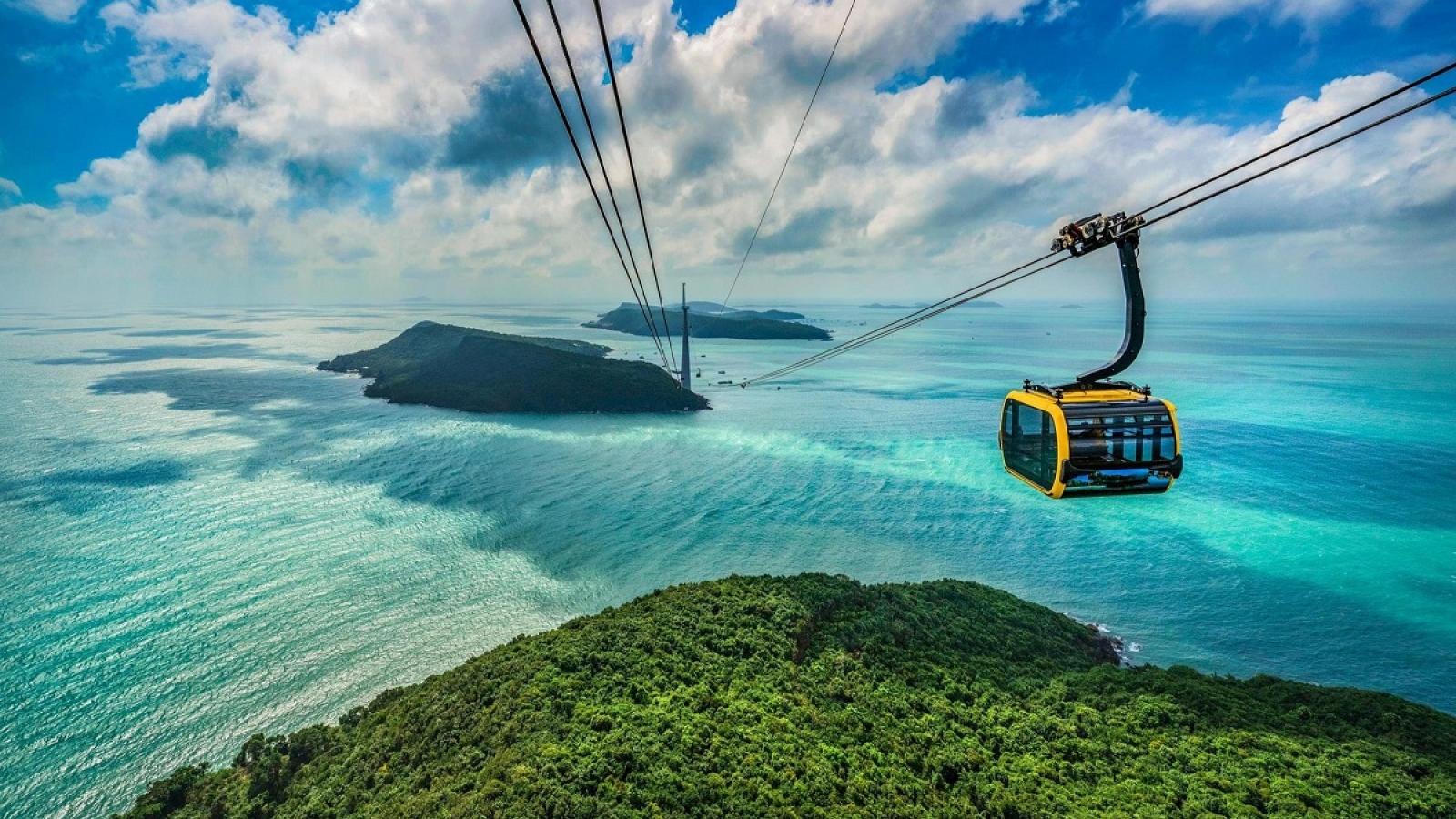 Nam Đảo – mùa du lịch đón năm mới 2021