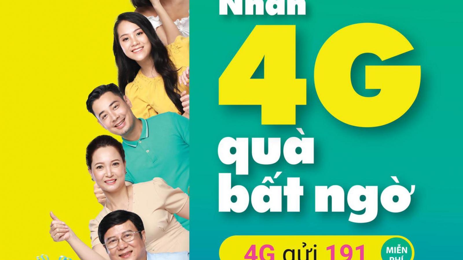 """7,5 triệu khách hàng tham gia chương trình """"Nhắn 4G, quà bất ngờ"""" của Viettel"""