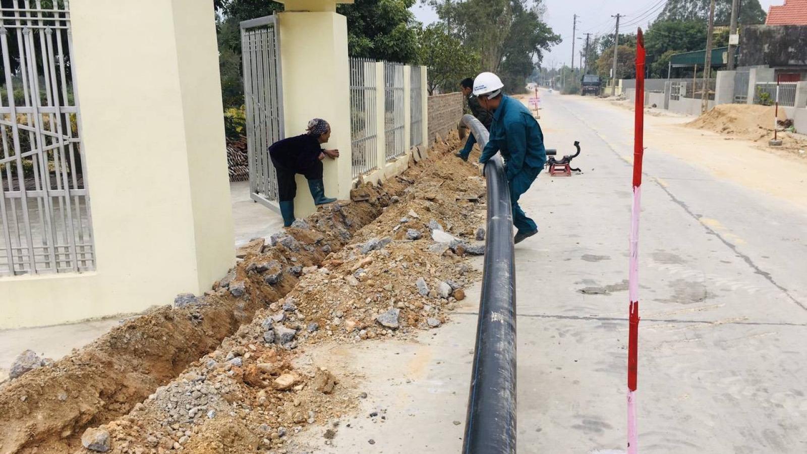 Người dân đảo Vĩnh Thực,Quảng Ninh sẽ có nước sạch trước Tết Nguyên đán