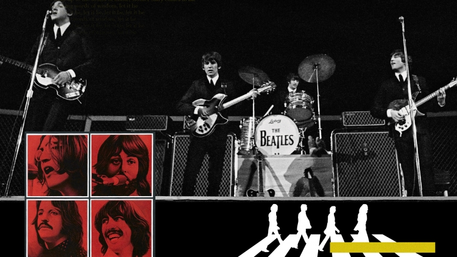 """The Beatles và âm nhạc chữa lành tâm hồn trong thời điểm thế giới """"vụn vỡ"""""""