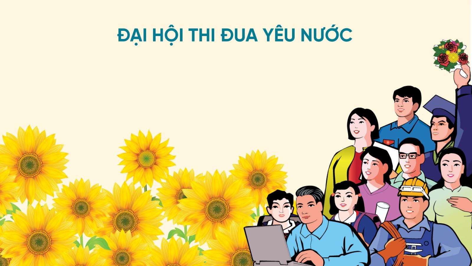 Đại hội Thi đua yêu nước lần thứ X diễn ra tại Hà Nội