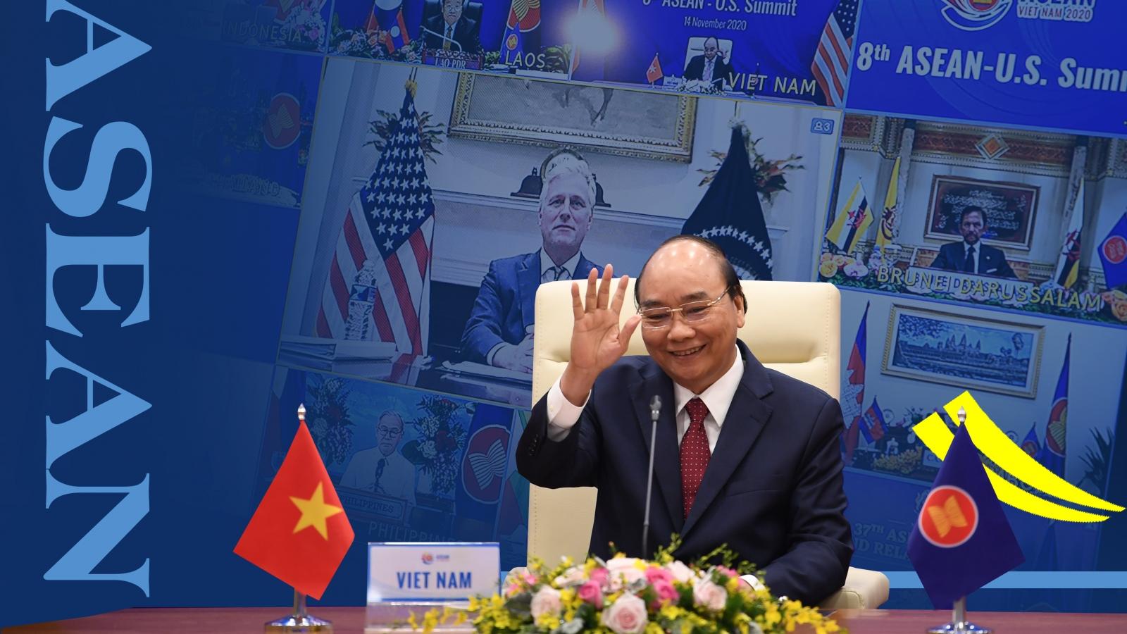 Việt Nam nỗ lực, sáng tạo chèo lái ASEAN vượt qua thách thức của năm 2020