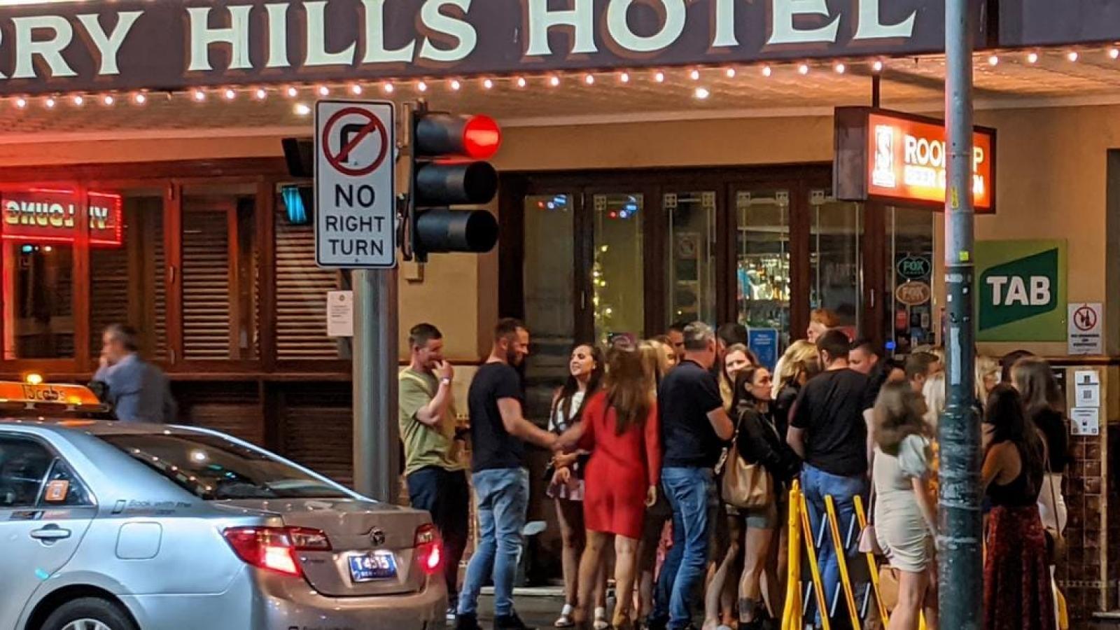 Dịch Covid-19 có nguy cơ lan rộng tại Sydney, Australia