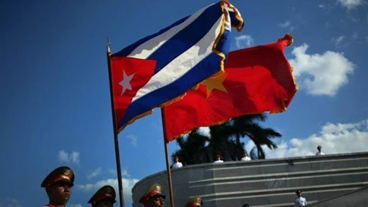 Greetings to Cuba on National Day