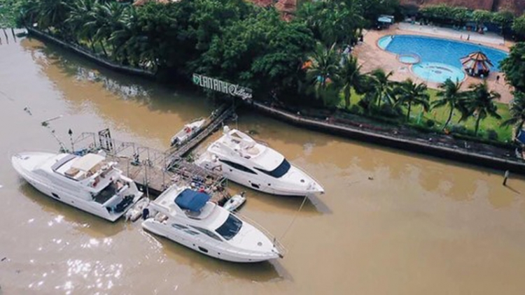 First ever yacht show opens in HCM City
