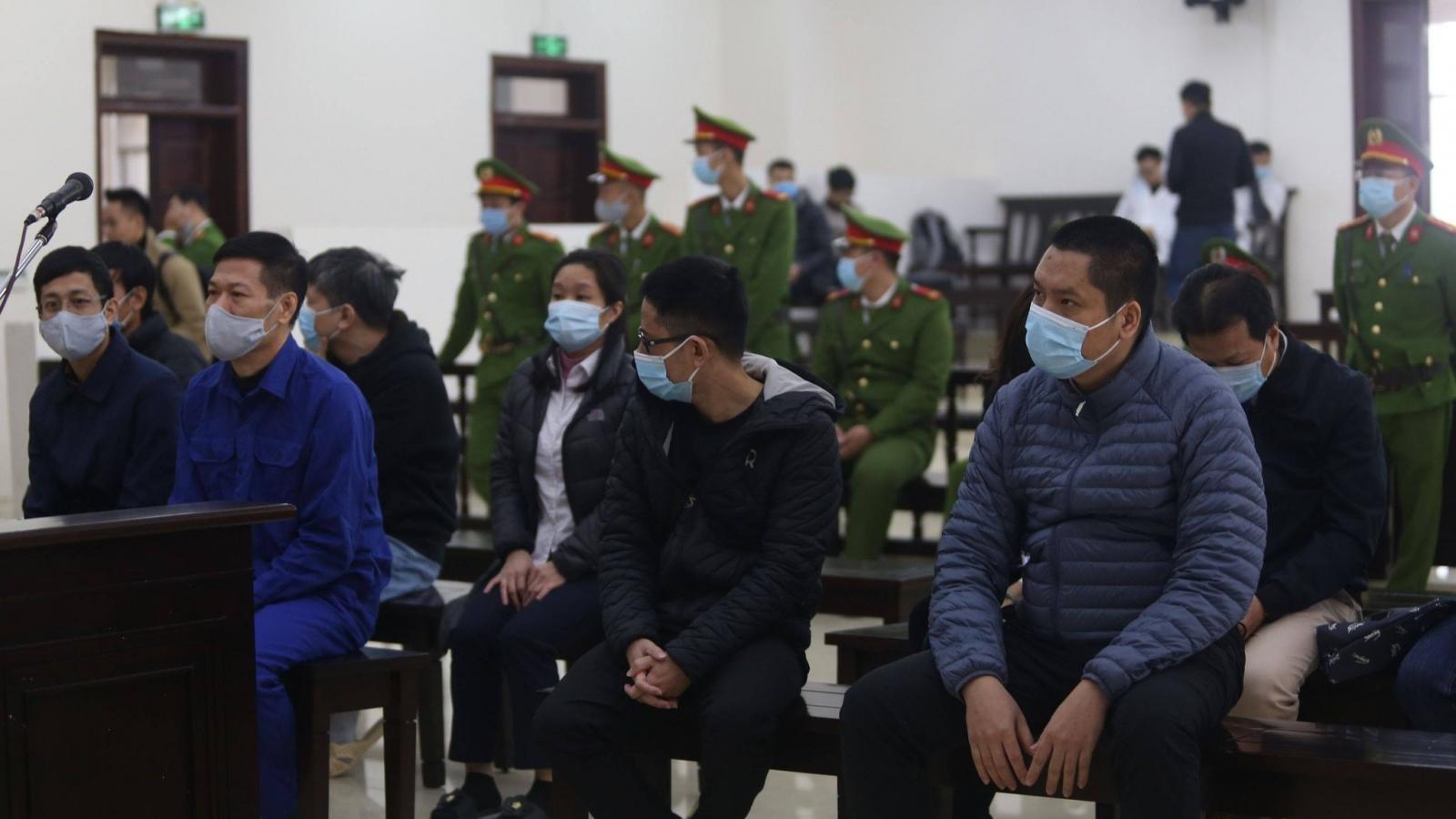 Xét xử cựu Giám đốc CDC Hà Nội và các đồng phạm