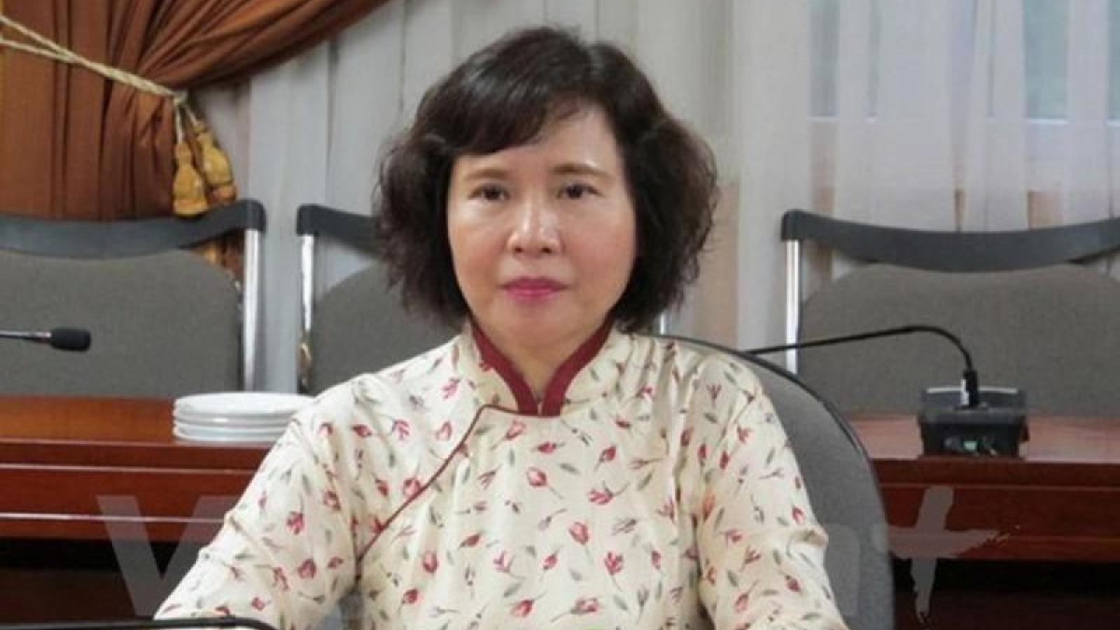 Bộ Công an chưa xác định được bà Hồ Thị Kim Thoa đang ở đâu
