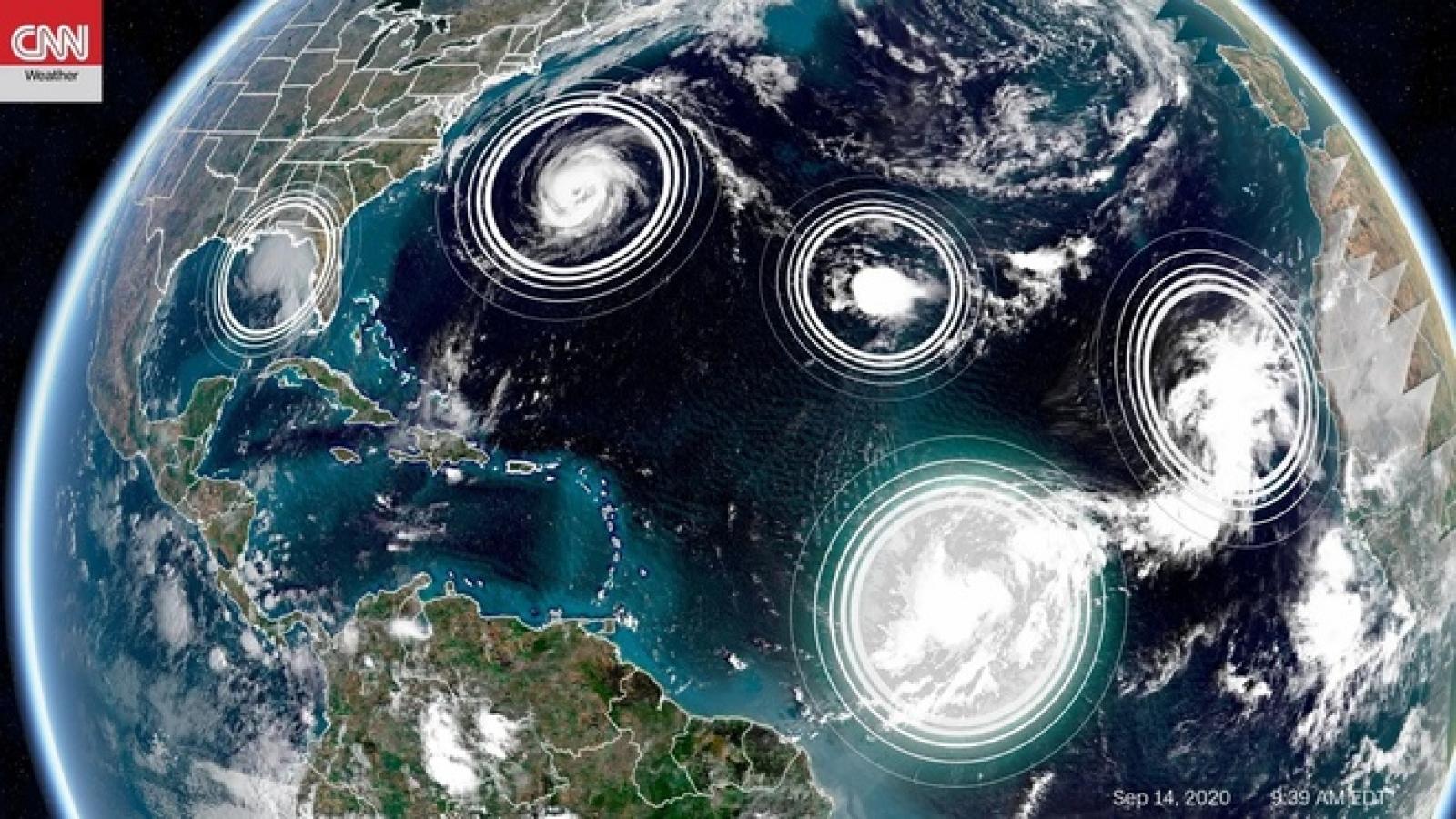Bão nhiệt đới Vicky gây mưa lớn, ít nhất 5 người thiệt mạng ở Philippines