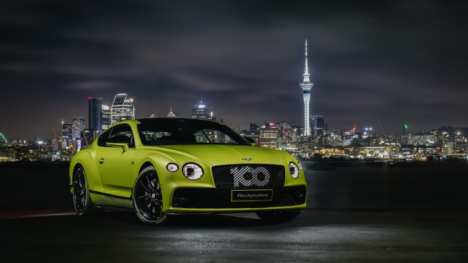 Bentley Continental GT Pikes Peak Edition bản giới hạn đến tay khách hàng
