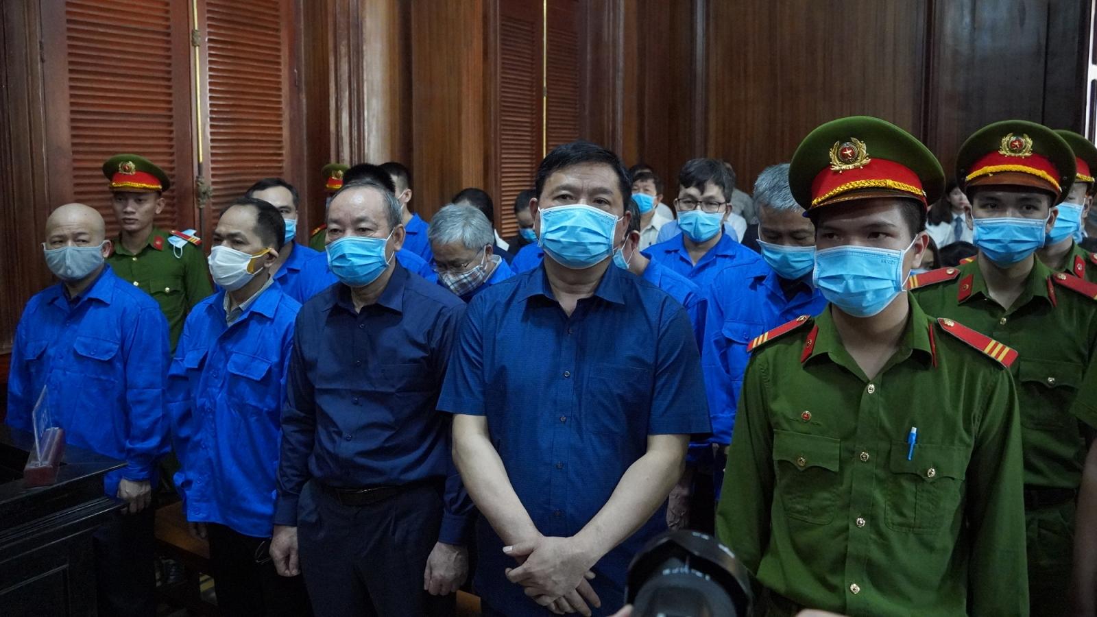 Ông Đinh La Thăng bị đề nghị 10-11 năm tù trong vụ cao tốc TPHCM-Trung Lương