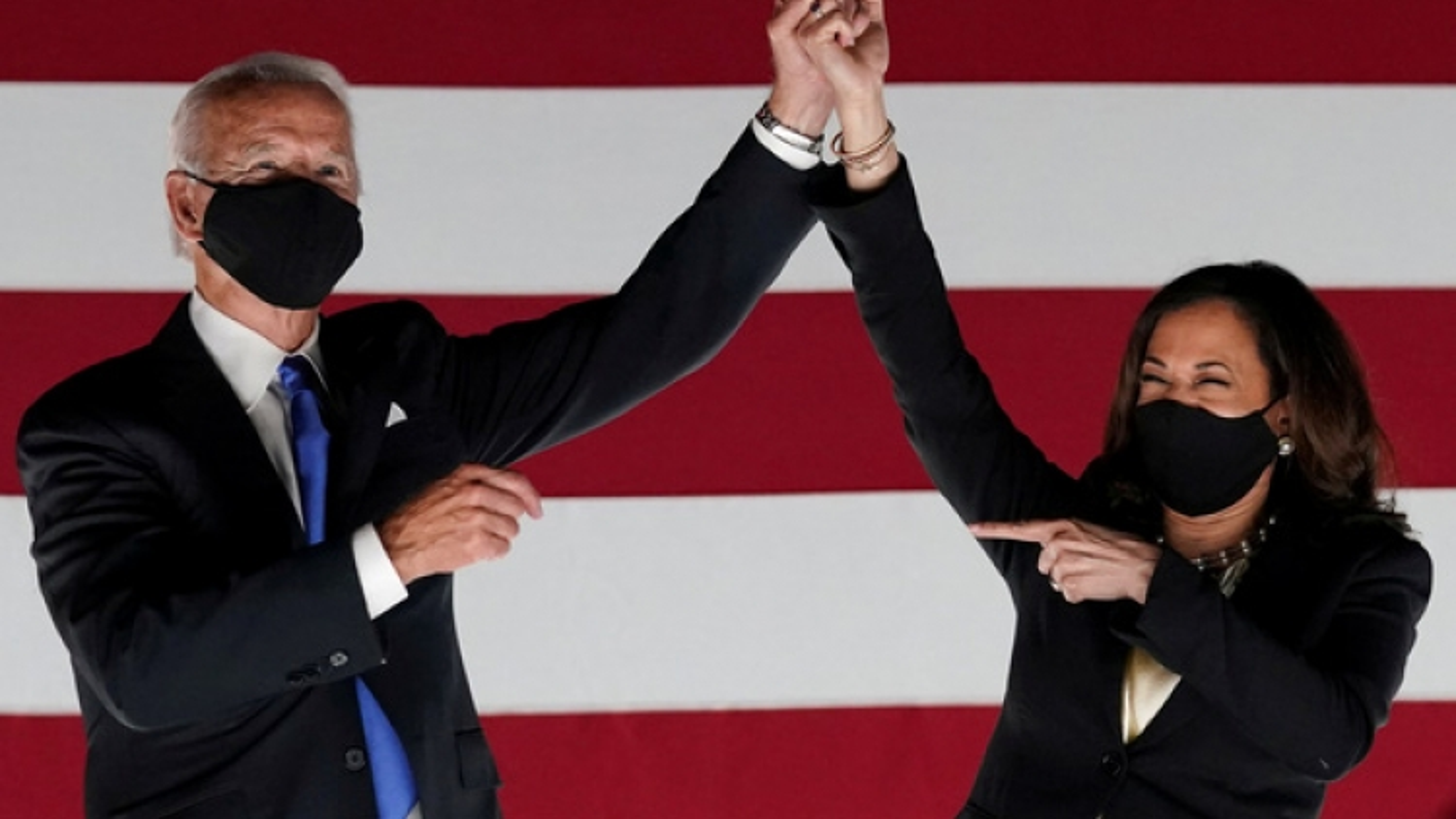 """Ông Biden và bà Harris được Time bình chọn là """"Nhân vật của năm"""""""