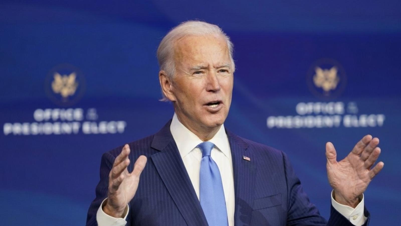 """Bán đảo Triều Tiên 2021: ICBM """" chào mừng"""" tân Tổng thống Mỹ?"""