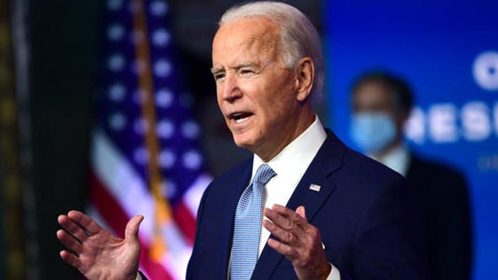"""Joe Biden khó đảo ngược chính sách """"Nước Mỹ trước tiên"""" của Trump"""