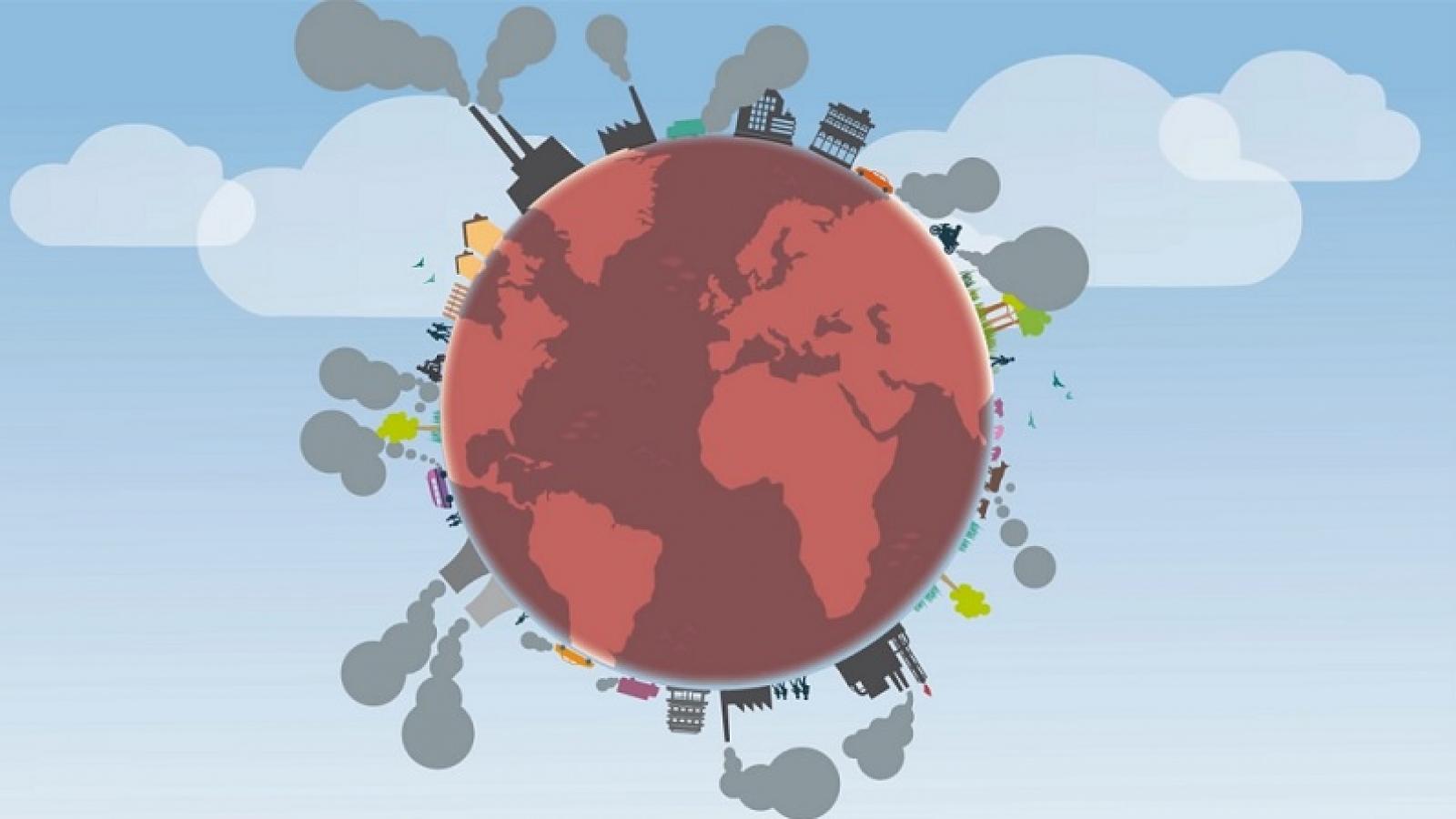 Ấn Độ tuyên bố đang trên đà đạt và vượt các mục tiêu của Hiệp định khí hậu Paris