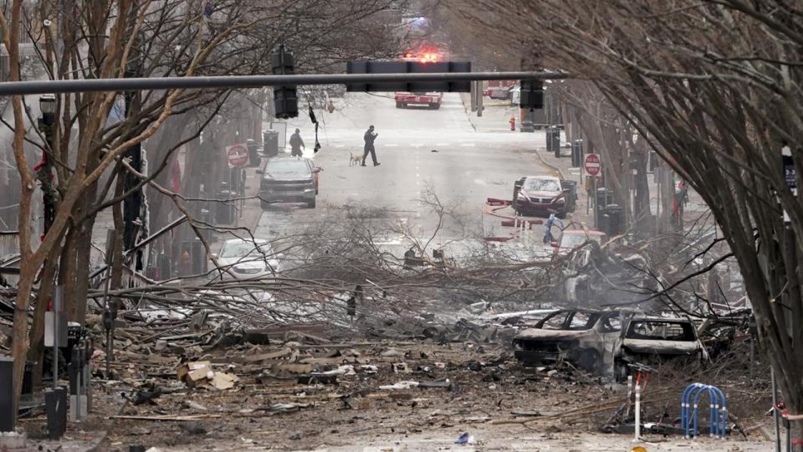 Mỹ xác định danh tính kẻ đánh bom ở Nashville